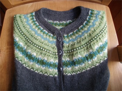 Rose-Kim Knits: October 2006