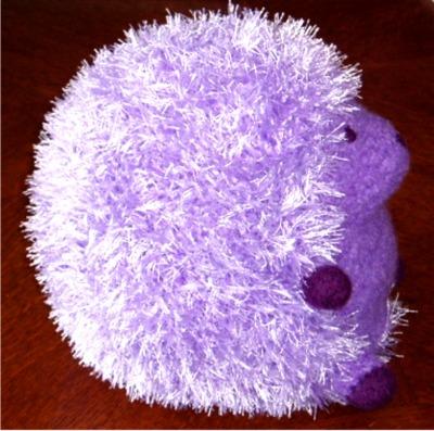 Huggable Hedgehog Knitting Pattern : Rose-Kim Knits: March 2006